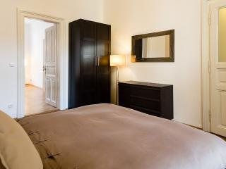 Great Family Apt for 2-6 + River View - Prague vacation rentals