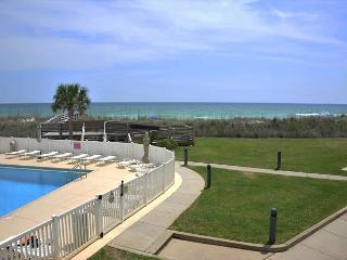 Gulf-front Regency Towers with oversized balcony and gorgeous views! - Pensacola Beach vacation rentals