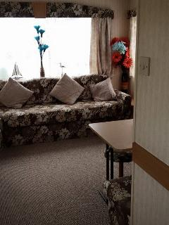 Comfortable Caravan/mobile home with Internet Access and Television - Brean vacation rentals