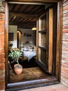 3 bedroom Farmhouse Barn with Deck in San Leonardo in Treponzio - San Leonardo in Treponzio vacation rentals
