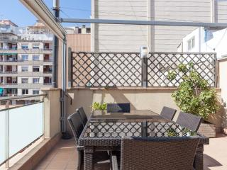 Luxury 1 Bedroom with Large Terrace - Barcelona vacation rentals