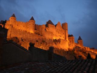Renoir just below the castle ramparts - Carcassonne vacation rentals