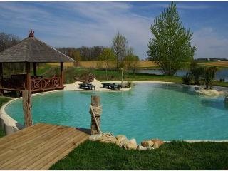Bed & Breakfast The Lake of Crivito - Caraman vacation rentals