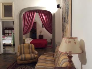 Ponte Vecchio medieval tower suite - Florence vacation rentals