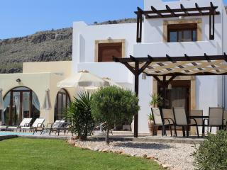 Perfect Villa with Internet Access and A/C - Lindos vacation rentals