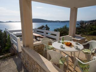 ALDOs house - front of the sea - Rogoznica vacation rentals