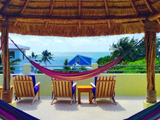 Ocean View Home with Swimming Pool / Dock - Caye Caulker vacation rentals