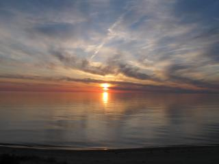 Lake Michigan Beachfront, Sunsets! - Northwest Michigan vacation rentals