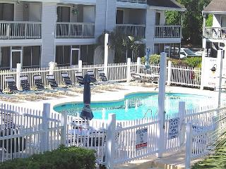 You will love this adorable villa right near the beach! 28J - Myrtle Beach vacation rentals
