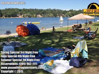 Awesome GameRm Upscale SmlPetOK WIFI 25m>Yosemite - Groveland vacation rentals