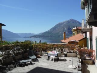 Imbarcadero Terrace Lake view Varenna Center - Varenna vacation rentals