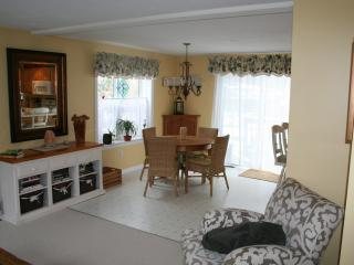 Modern 3.5 Bedroom Cape on Bay and River - Mashpee vacation rentals