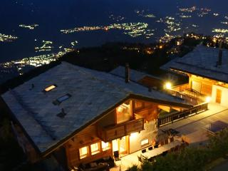 Luxury Swiss Chalet Near Verbier Jacuzzi, Pool - Nendaz vacation rentals