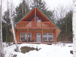 Secluded Pine Cottage on 70 Acre Wilderness - Ryegate vacation rentals