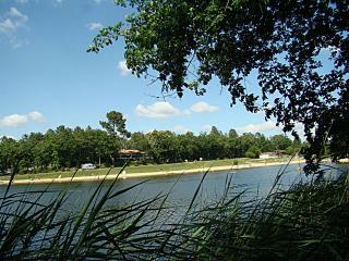 Lakeside Mini Villa at Etang Vallier Resort - Brossac vacation rentals