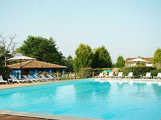 Lakeside Luxury Villa at Etang Vallier Resort - Brossac vacation rentals