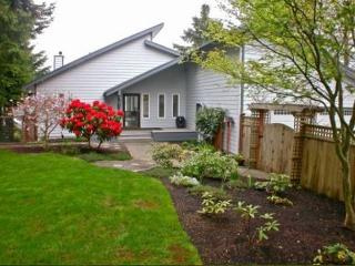 Whidbey Island paradise with 180 degree views of Saratoga Passage- Sleeps 6 - Greenbank vacation rentals