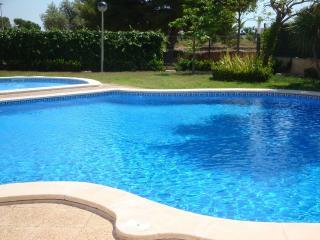Fab villa in La Pineda with views of Port Aventura - La Pineda vacation rentals