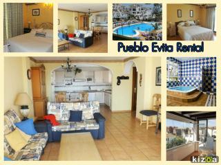 Evita Estates Fantastic 2 bedroom apartment - Benalmadena vacation rentals