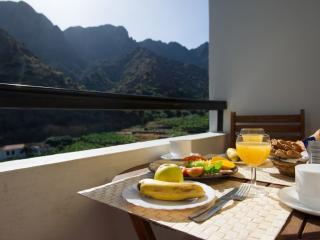 Cosy apartment with balcony and views to Garajonay - Hermigua vacation rentals