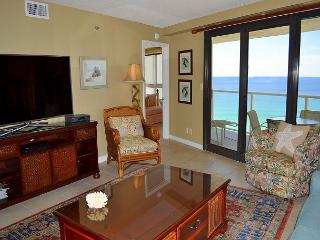 Luxurious, beachfront condo with new balcony - tram, shopping, dining! - Miramar Beach vacation rentals