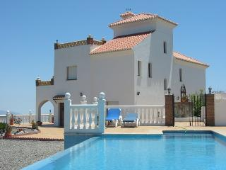 Secluded Villa With Breathtaking Views & Pool - Province of Granada vacation rentals