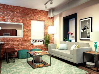 .Amazing Two Bedroom Loft Penthouse. Best Location - Book TODAY! - Nashville vacation rentals
