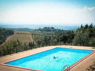 2 bedroom Condo with Internet Access in Castellina In Chianti - Castellina In Chianti vacation rentals