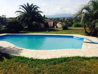 Villa with swimmingpool in Cagnes-sur-Mer - Cagnes-sur-Mer vacation rentals