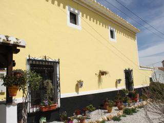 B&B (La Casa Amarilla)  Spanish Farmhouse - Cullar vacation rentals