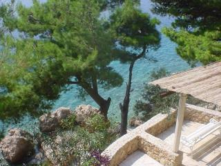 Seaside Apartment with big terrace, Omiš, Croatia - Stanici vacation rentals