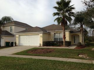 Luxury Villa Near Disney, Private Pool, Lake View - Kissimmee vacation rentals