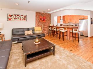 2 bedroom Condo with Deck in New York City - New York City vacation rentals
