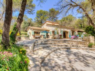 Beautiful stone villa - Roquefort les pins - - Roquefort les Pins vacation rentals