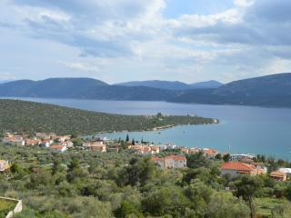 New 4 Bedroom Villa Stunning Views in Korfos - Korfos vacation rentals