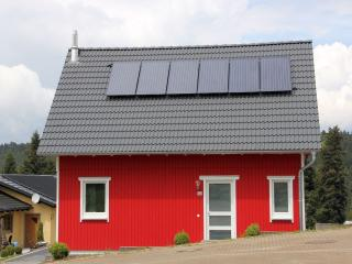 Vacation Apartment in Alpirsbach - 2 bedrooms, max. 4 People (# 7486) - Alpirsbach vacation rentals
