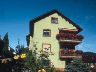 Vacation Apartment in Forbach (Baden) - 431 sqft, 1 bedroom, max. 4 People (# 7490) - Forbach vacation rentals