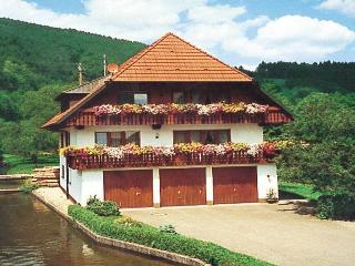 Vacation Apartment in Oberwolfach - 1141 sqft, 3 bedrooms, max. 6 persons (# 7529) - Oberwolfach vacation rentals