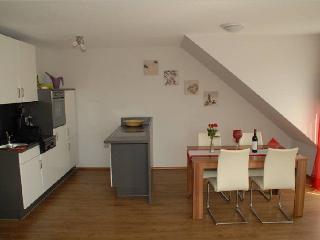 Vacation Apartment in Uhldingen-Mühlhofen - 570 sqft, 1 bedroom, 1 living room / bedroom, max. 4 People… - Unteruhldingen vacation rentals