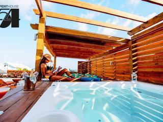 Luxury Ocean View Penthouse 54 Santo Domingo 4BR - Santo Domingo vacation rentals