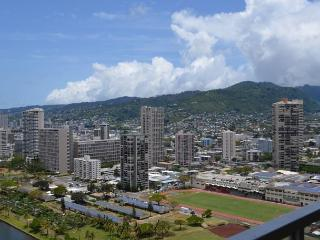 Gorgeous Sunset Views ~ RENOVATED!   Island Colony #3504 - Honolulu vacation rentals