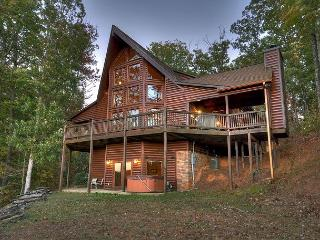 Breathtaking Mountain Home with Amazing Long Range Views of the Cohutta Mtns - Blue Ridge vacation rentals