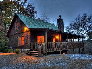"Peace and Serenity what you'll find at ""Barefoot Lodge""! - Blue Ridge vacation rentals"