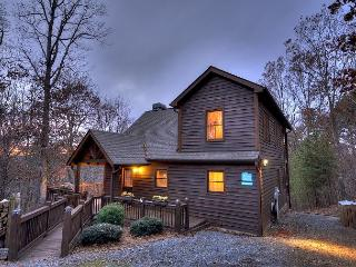 CAN'T BE BEAT!!!  CABIN-VIEW-VACATION IN STYLE!! - Blue Ridge vacation rentals