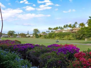 Golf Course Front + Ocean View 1BD Grand Champions - Wailea vacation rentals