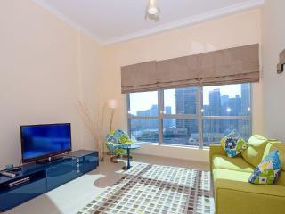 Comfortable 1 bedroom Dubai Marina House with Internet Access - Dubai Marina vacation rentals