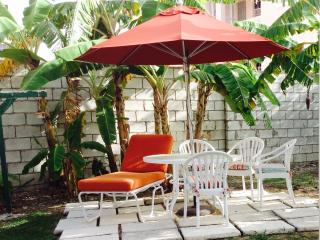 Two Minutes From The Beach -  LITTLE GATES ( One B - Maxwell vacation rentals