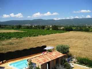 Gite dans bastide provençale avec piscine.1 - Apt vacation rentals