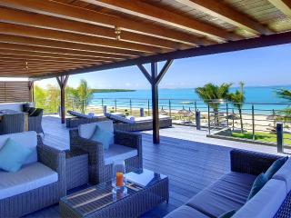 HPB4 Beach Penthouse on Pointe D'Esny - Mahebourg vacation rentals