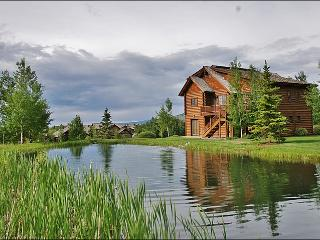 Brand New Immaculate Log Home  - Luxurious Quality - Huge Rooms (6183) - Jackson vacation rentals